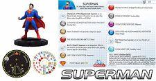 SUPERMAN #001 Superman: Battle for Smallville DC HeroClix Fast Forces