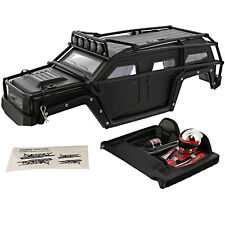 Thunder Tiger K-Rock MT4 G5 *BLACK BODY, ROLL CAGE, LIGHT BAR, INTERIOR & DRIVER