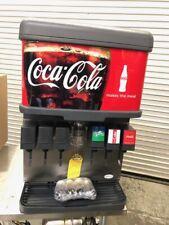 New 6 Valve Flavor Head Soda Fountain & Ice Dispenser Bin Cornelius Df150 #3413