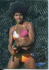 James Bond Connoisseurs Collection Volume 2 FX Tech Chase Card W12
