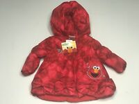 Elmo Sesame street toddler coat/jacket