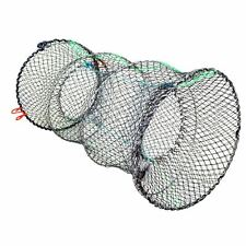 Outdoors Crayfish / Crawdad / Craw Fish/ Minnow Fishing Bait Trap New Tax Free