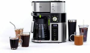 Braun Household Multiserve Kf 9050 - Coffee Maker Of Dripping With Filter 1.750