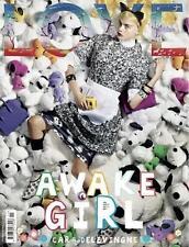 LOVE 12 Awake Girl CARA DELEVINGNE Kendall Jenner SIMONE ROCHA Edie Campbell NEW