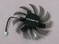 75mm GIGABYTE ASUS Video Card Fan Replacement 40mm 2Pin FY08010H12LFA 0.30A R115