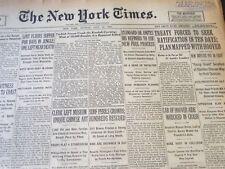 1930 JULY 14 NEW YORK TIMES - TURKISH FORCES CRUSH KURDISH UPRISING - NT 6345
