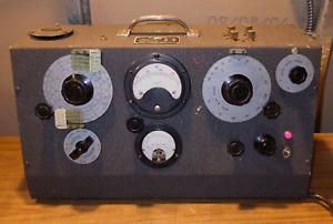 Vintage Boonton Radio Q-Meter Type 160-A