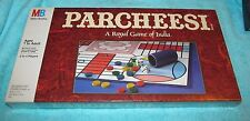 Parcheesi board game vintage 1989--- New Old Stock--Sealed ---- WOODEN PAWNS!!