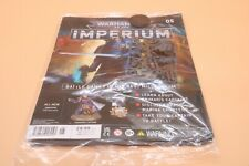Warhammer 40k Space Marines Imperium Issue 5 Rare HQ Inside