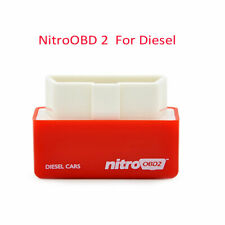 NITRO OBD2 OBD DIESEL CAR PERFORMANCE CHIP TUNING BOX INTERFACE PLUG AND DRIVE
