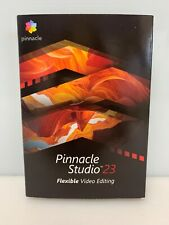 Pinnacle Studio 23 Flexible Video Editing Software