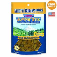 Natural Balance Ltd Ingredient Jumpin' Stix Duck & Potato Formula Dog Treats 5oz