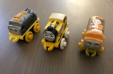 Mattel Thomas Train Minis CONSTRUCTION LOT Diesel 10 Thomas Engines Toy
