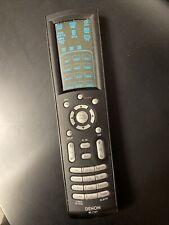 DENON URC AV Touchscreen Remote for AVR-2809CI Home Theater Receiver