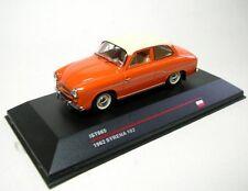 Syrena 102 (orange/weiss) 1962
