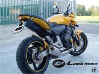 Codone carena Honda CB 600 F Hornet 07 10 verniciato fiberglass fender tail