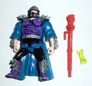 1993 TMNT Teenage Mutant Ninja Turtles figure Mutatin' Shredder - complete