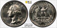 1990 D Washington Quarter PCGS MS65