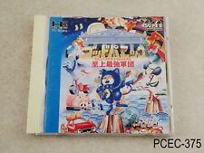 God Panic PC Engine Japanese Import TurboDuo Japan JP Super CD US Seller C
