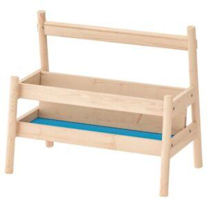 Brand New IKEA FLISAT Book Display Stand Bookcase 002.907.83