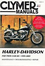 1999-2005 Harley Davidson FXD Dyna Twin Cam 88 Repair Service Shop Manual M4253