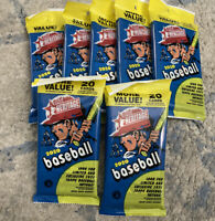 2020 Topps Heritage Throwback/Nickname/ Fat Pack MIKE TROUT YORDAN ALVAREZ