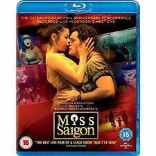 Miss Saigon 25th Anniversary Performance 5053083087562 Blu-ray Region B