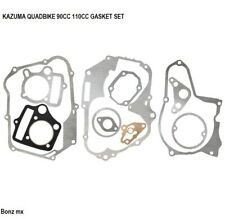 110cc 125cc  Electric Start quad atv bike chinese Engine complete Gasket Set