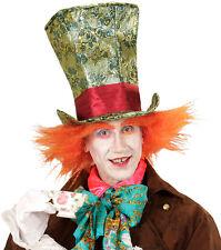 PAZZO Cappello Johnny NUOVO - Carnevale Cappello berretto copricapo