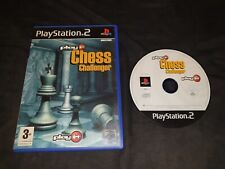Play it Chess Challenger Sony Playstation 2 Spiel ps2