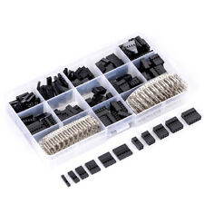 620Pc Dupont Wire Cable Jumper Pin Header Connector Housing Kit + M/F Crimp Pins