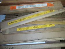 "O1 O-1 TOOL STEEL GROUND STOCK 1"" X 8"" X 18"" Made In USA"