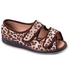 Padders Lydia Womens Twin Strap Slippers