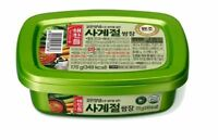 2Pcs Korean Soy Bean Red Pepper Paste Ssamjang Korean Meat SAMGYUBSAL 170g_IC