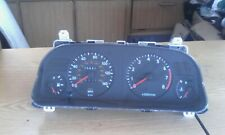 Toyota Corolla GLI liftback dash clocks used item