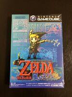 NEW Nintendo GameCube The Legend of Zelda The Wind Waker GC Retro Video Game