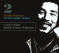 SMOKEY ROBINSON - THE SOLO ALBUMS, VOL. 2 [BLISTER] USED - VERY GOOD CD