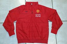 Rare Vintage NIKE Manchester United Soccer Jacket Youth XL