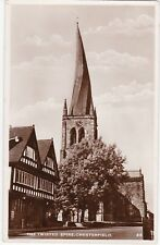 The Twisted Spire, CHESTERFIELD, Derbyshire RP