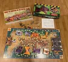 Jurassic Park the Lost World 3-D Board Game NEAR COMPLETE (please read)