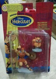 DISNEY HERCULES PHIL & HERCULES MATTEL