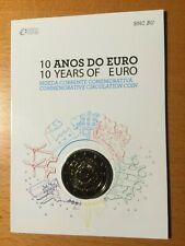 Spec. aanbieding Portugal  BU  2 euro  2012  10 jaar euro