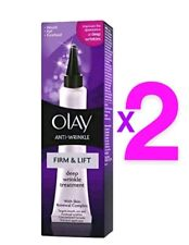 3x Olay Anti-wrinkle Firm and Lift Deep Wrinkle Treatment Day Cream 30ml