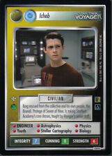 STAR TREK CCG THE BORG RARE CARD ICHEB (non aligned)