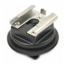 Universal shoe adapter mini advanced shoe to universal hot shoe Sony camcorders