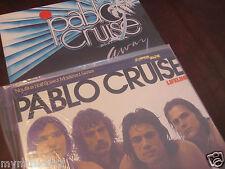 PABLO CRUISE - LIFELINE - NAUTILUS SUPERDISC Sealed RARE 1/2 SPEED LP + BONUS LP