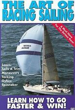 The Art of Racing Sailing - Learn How To DVD***NEW***