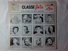 LP CLASSE BETA THE STARS OF HOLLYWOOD MARILYN MONROE JUDY GARLAND MICKEY ROONEY