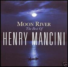 HENRY MANCINI - MOON RIVER CD Album ~ SOUNDTRACK *NEW*