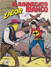 ZAGOR n°253 Collana Zenith (ZAGOR n° 202)